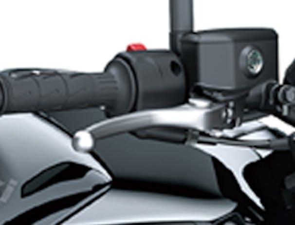 Kawasaki Z650L levers