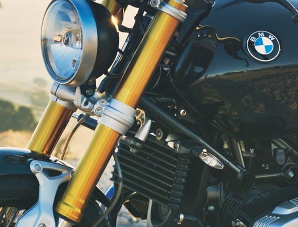 BMW R NINET SPEZIAL steering dampers
