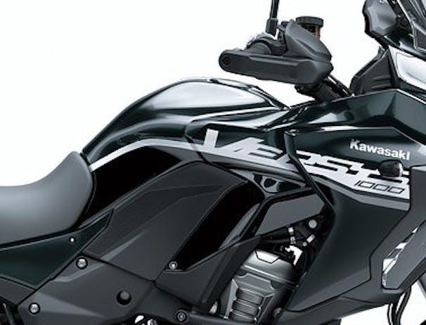 Kawasaki Versys 1000 SE fuel tank