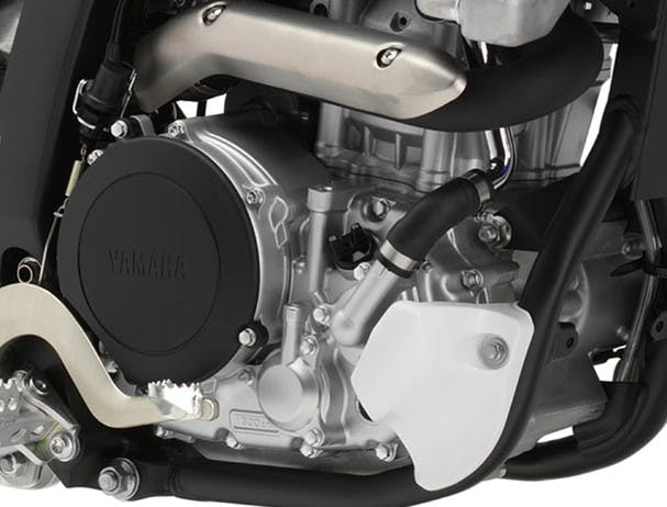 Yamaha ER250R engine