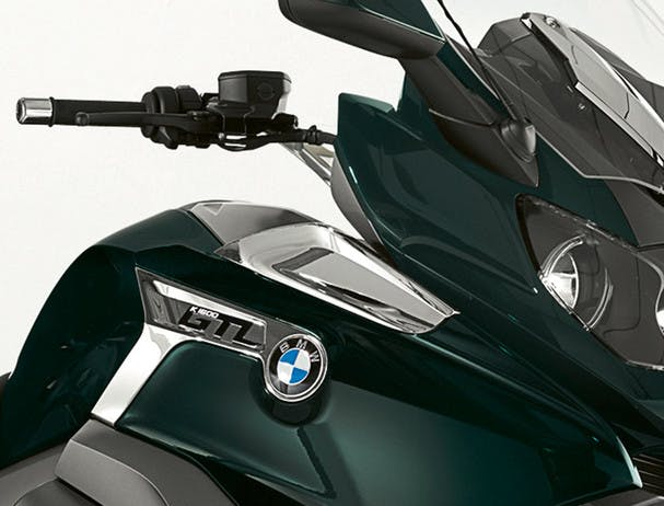 BMW K 1600 GTL ELEGANCE efficient deflector