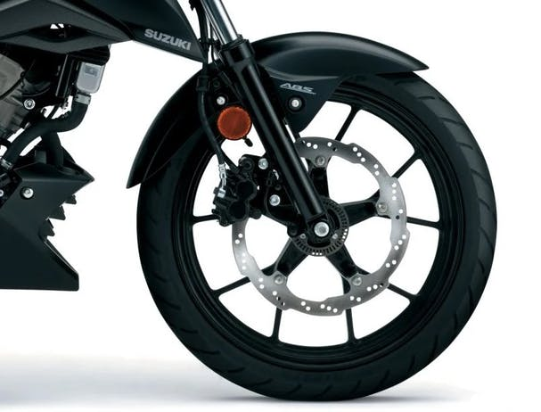 Suzuki GSX-S125 aluminium wheel