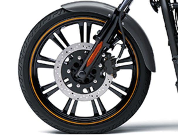 KAWASAKI VULCAN 900 CUSTOM front wheel