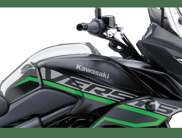 KAWASAKI VERSYS 650L fuel tank