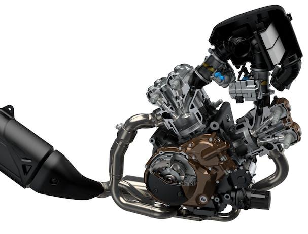 Suzuki V-Strom 1050 engine