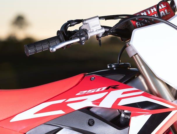 Honda CRF250R handlebar