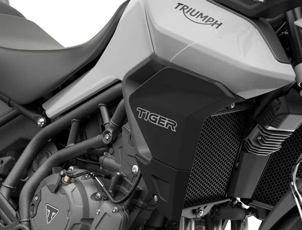 Triumph Tiger 900 radiator