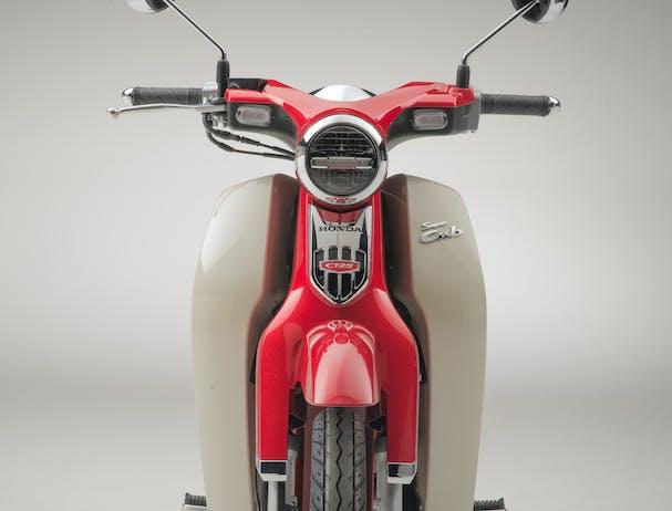 Honda C125 Super Cub headlight