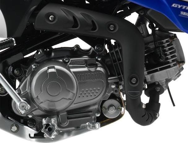 Yamaha TT-R110E engine