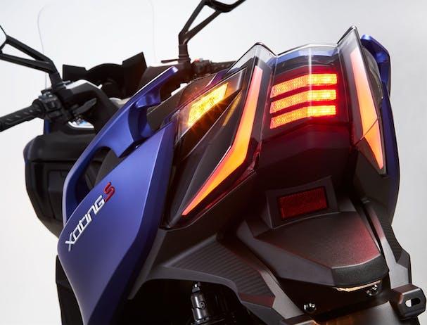 Kymco Xciting S 400i LED taillight