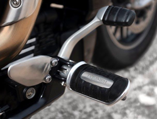 Triumph Rocket 3 GT ergonomics