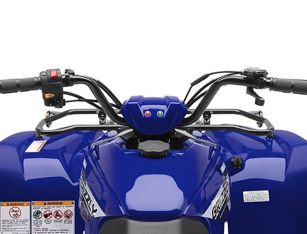 Yamaha Grizzly 90 handlebars
