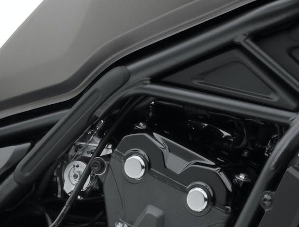 Honda CMX500 fuel tank