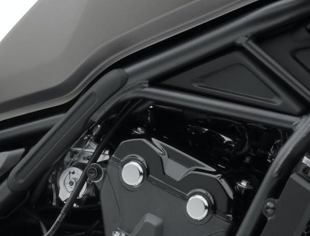 CMX500 'S fuel tank
