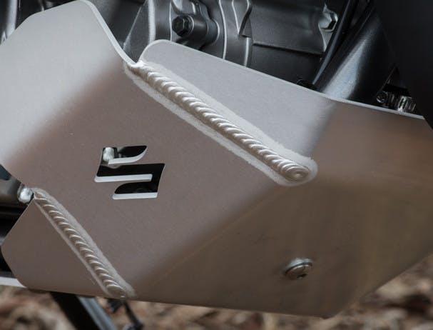 SUZUKI DR-Z400E base plate