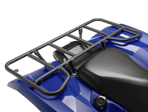 Yamaha Grizzly 700 rear cargo rack