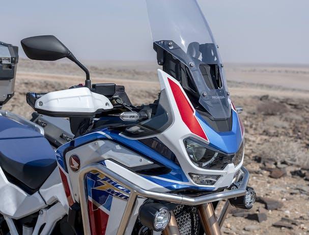 Honda Africa Twin Adventure Sports windscreen