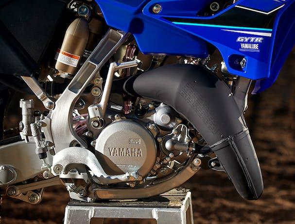 Yamaha YZ125 engine