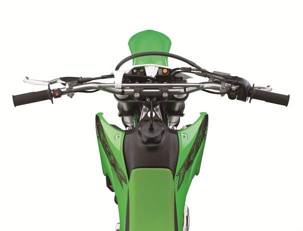 Kawasaki KLX300R electric start
