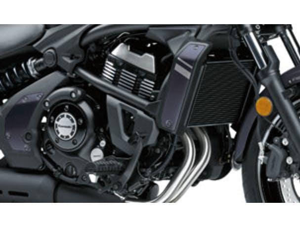Kawasaki Vulcan S SE's engine