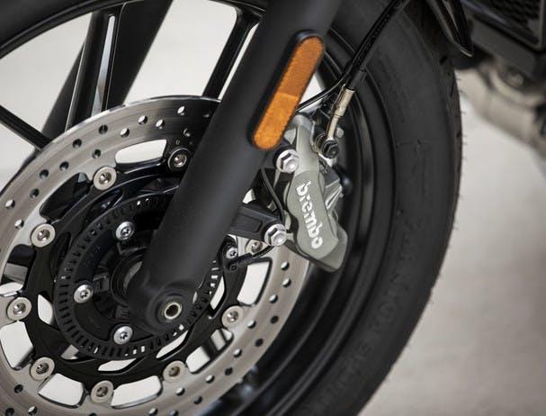 TRIUMPH STREET TWIN brembo front brake caliper