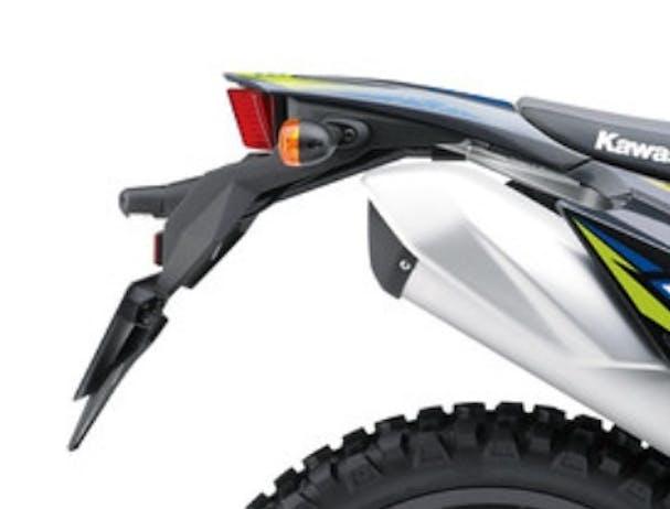 Kawasaki KLX150BF SE taillight