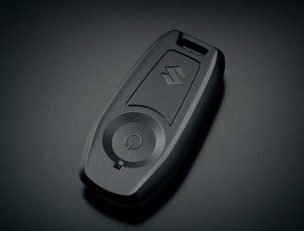 Suzuki GSX-R125 keyless ignition system