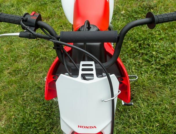 Honda CRF50F handlebar