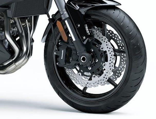 Kawasaki Versys 1000 SE front brake
