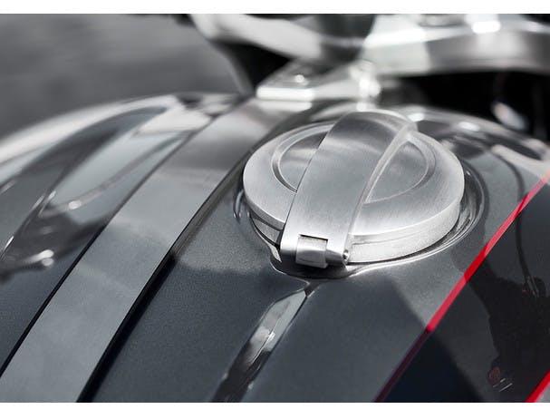 Triumph Rocket 3 GT details