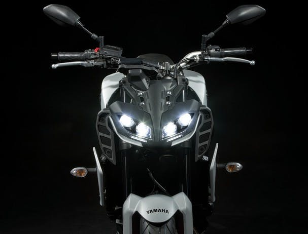 Yamaha MT-09 LED Headlights