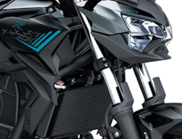 Kawasaki Z650L suspension
