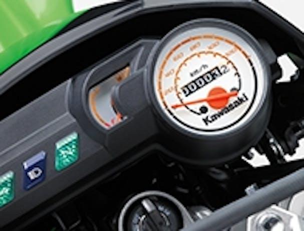 Kawasaki KLX150BF SE speedometer