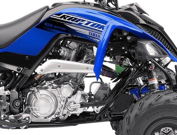 Yamaha YFM700R chassis