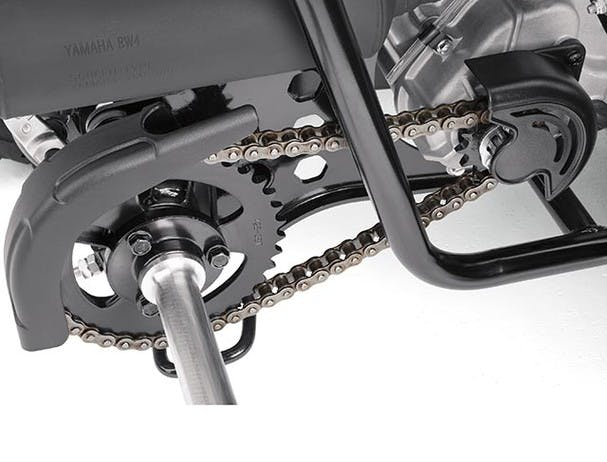 Yamaha YFZ50 chain drive