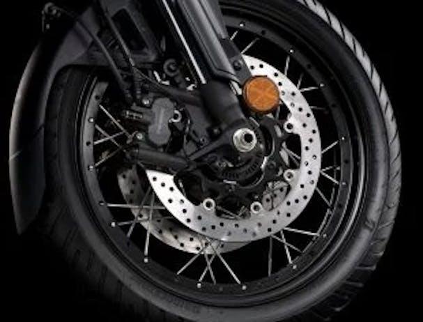 Suzuki V-Strom 1050 wheels