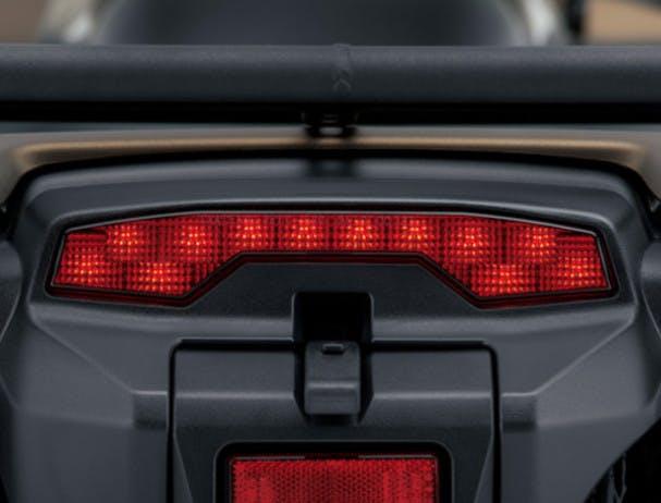 SUZUKI KINGQUAD 750AXI 4x4 PS led tail light