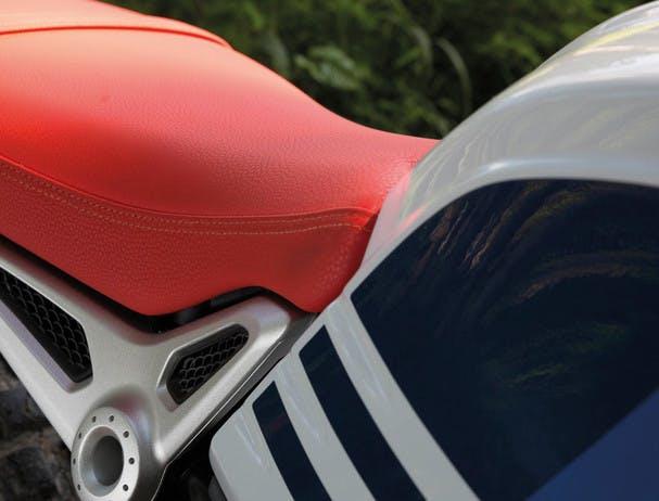 BMW R NINET URBAN G/S seat