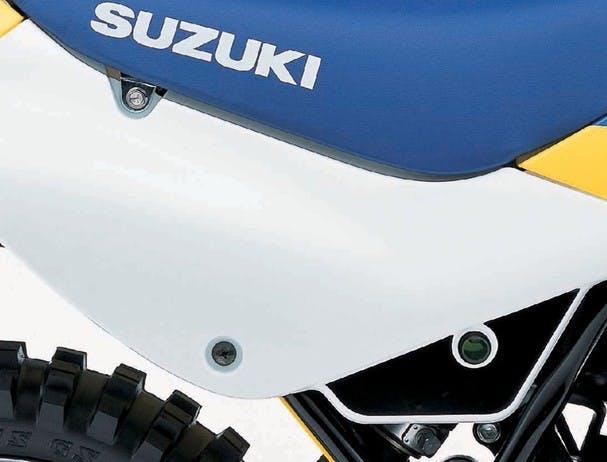 SUZUKI JR80 seat