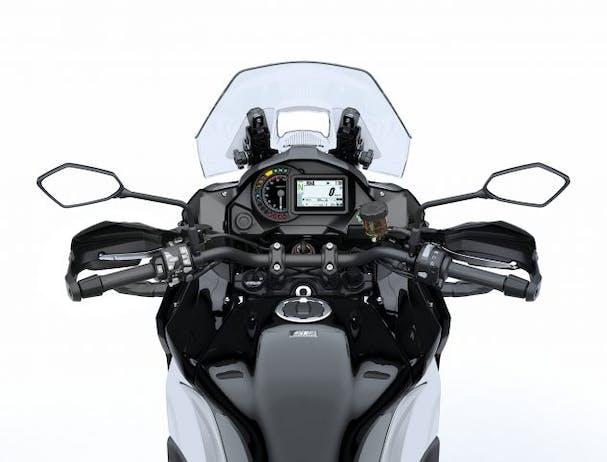 Kawasaki Versys 1000 SE handlebar