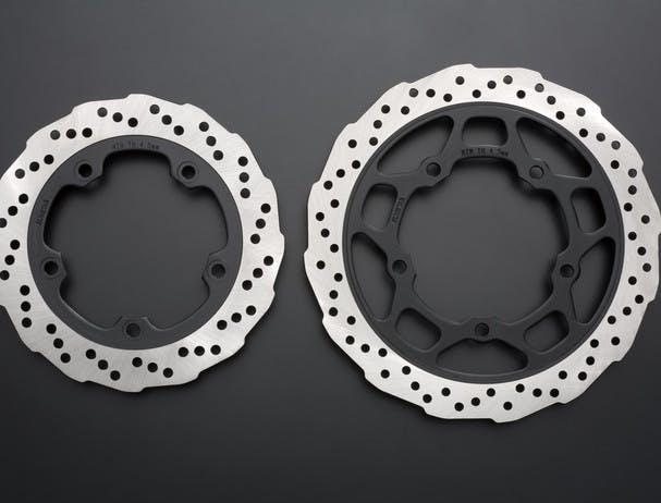 SUZUKI V-STROM 250 brake disc