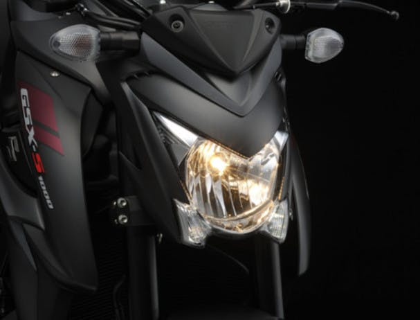 SUZUKI GSX-S1000 front look
