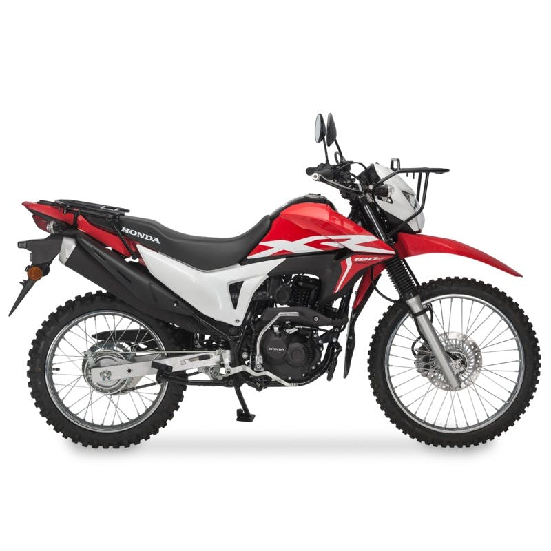 Honda XR190CT AG-XR in fighting red colour
