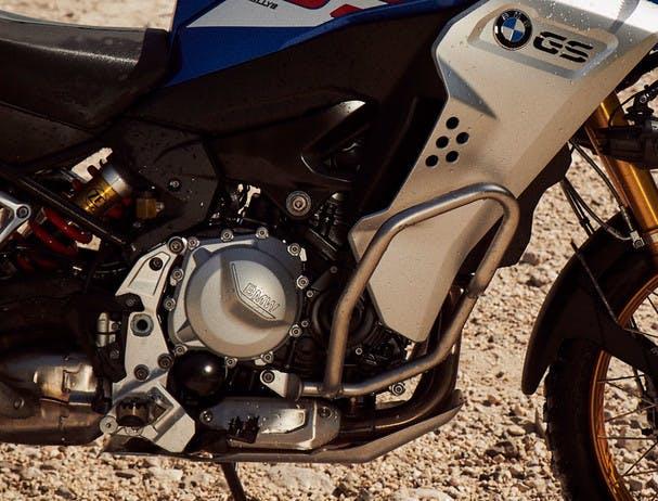 BMW F 850 GS ADVENTURE RALLYE engine