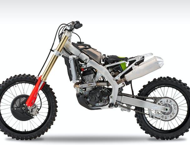 Honda CRF250R body frame