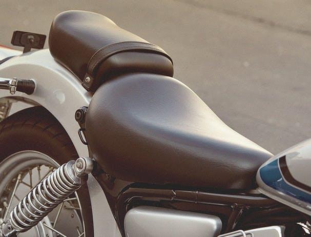 Yamaha XV250 seat