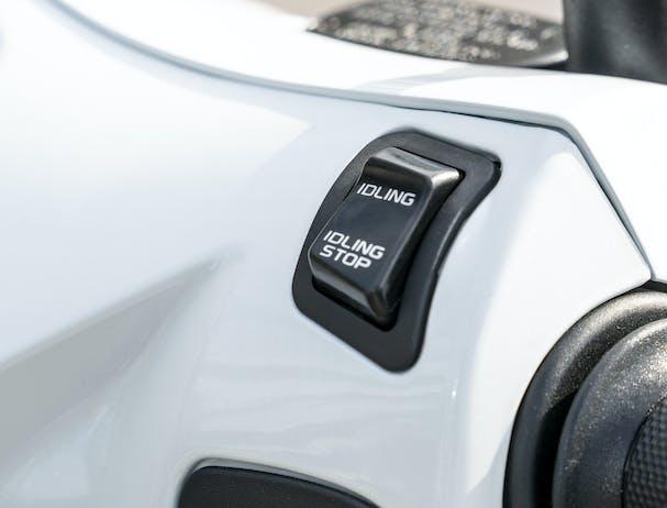 Honda NSC110 Dio push button
