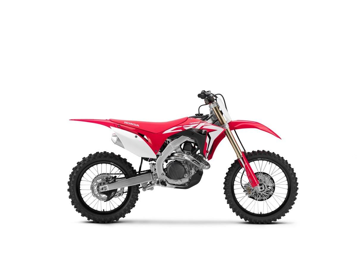2019 CRF450R engine