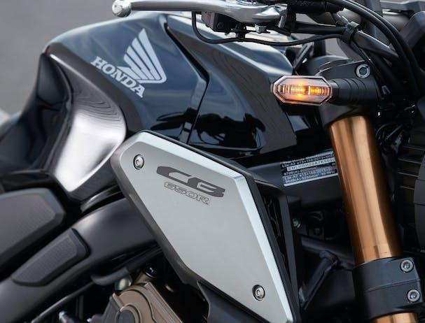 Honda CB650R fuel tank