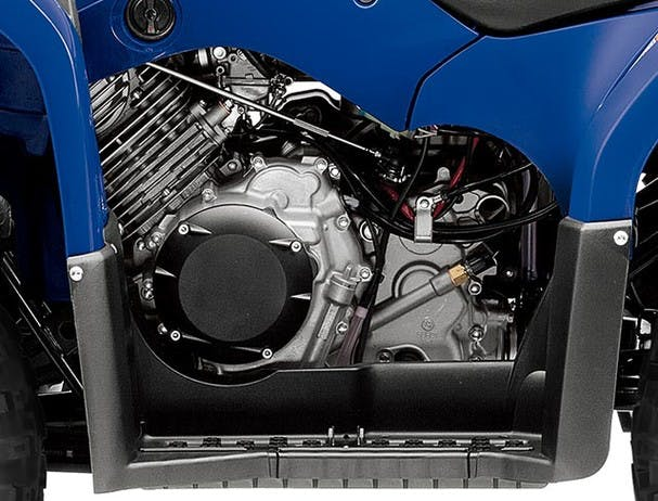Yamaha Grizzly 350 2WD engine